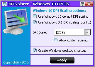 fontes de texto no Windows 10