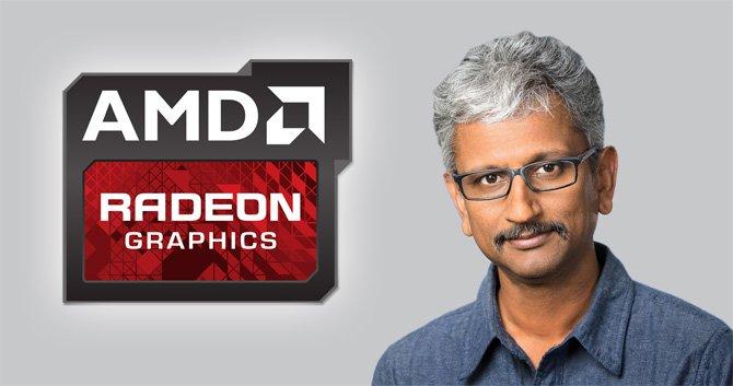 Raja Koduri AMD RAdeon Navi 20