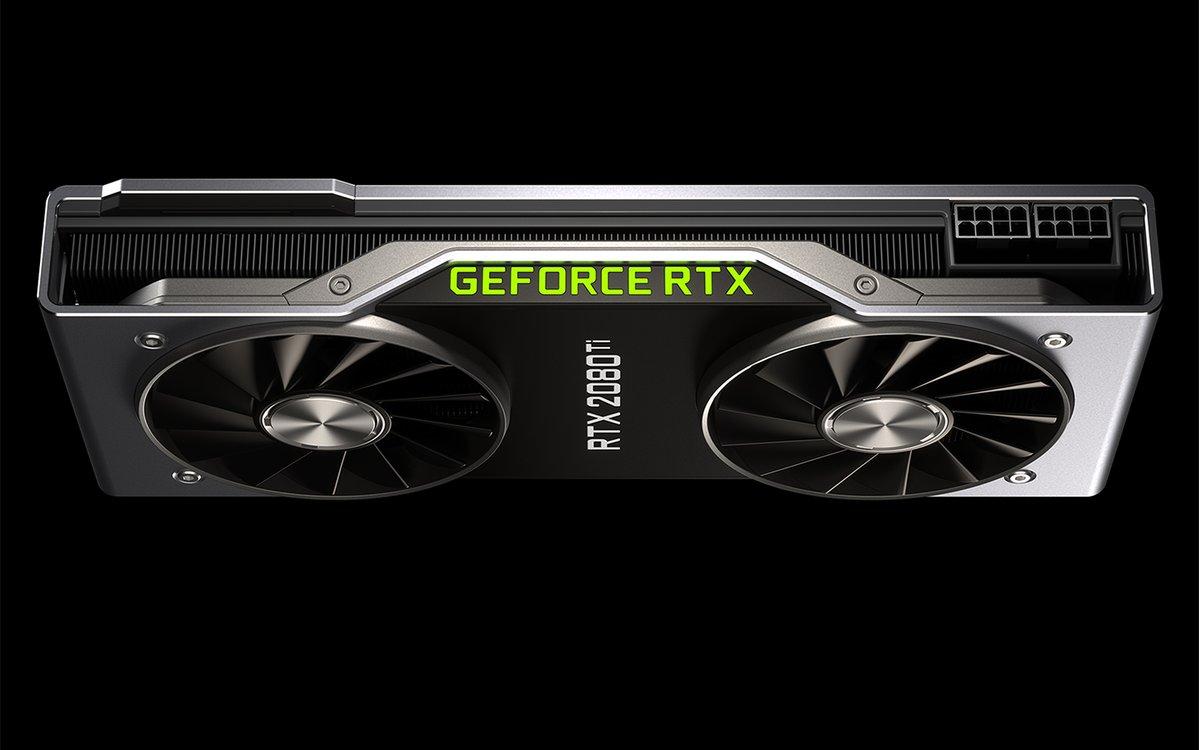 NVIDIA RTX 2080 Ti e RTX 2080