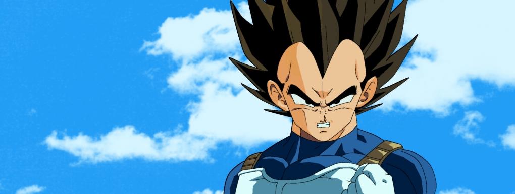 Vegeta é um prodígio Dragon Ball Super: Broly