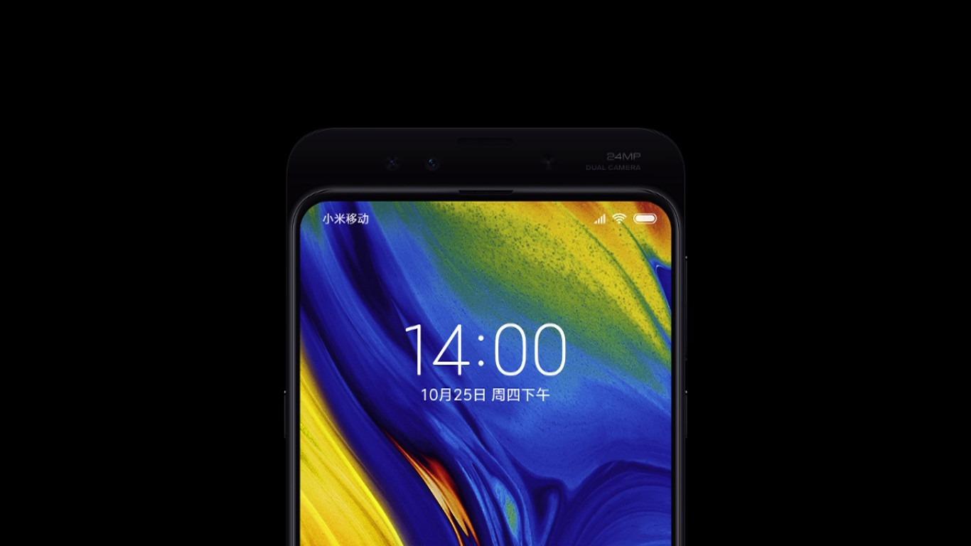 Xiaomi Mi Mix 3 com desconto