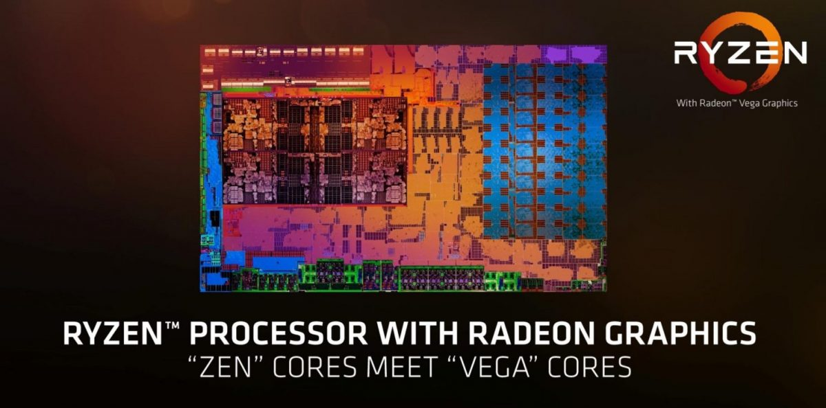 APUs AMD Ryzen