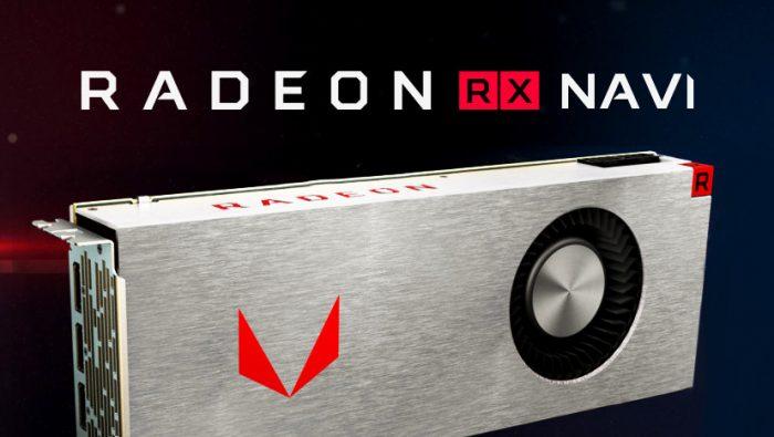 AMD Radeon Navi de