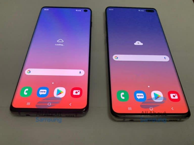 Samsung Galaxy S10 e S10+: Mais um dia… Mais um 'Leak'!