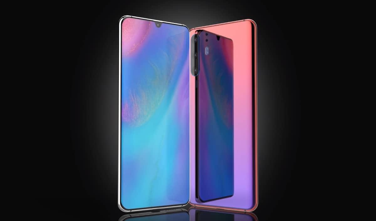 Lançamento do Huawei P30
