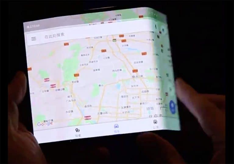Smartphone dobrável da Xiaomi cai na Internet e arrasa!
