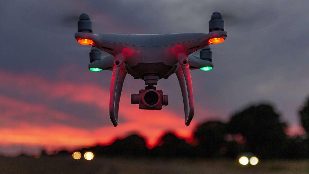 Mercado dos drones