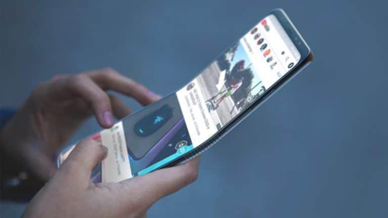 smartphones dobráveis de 2019