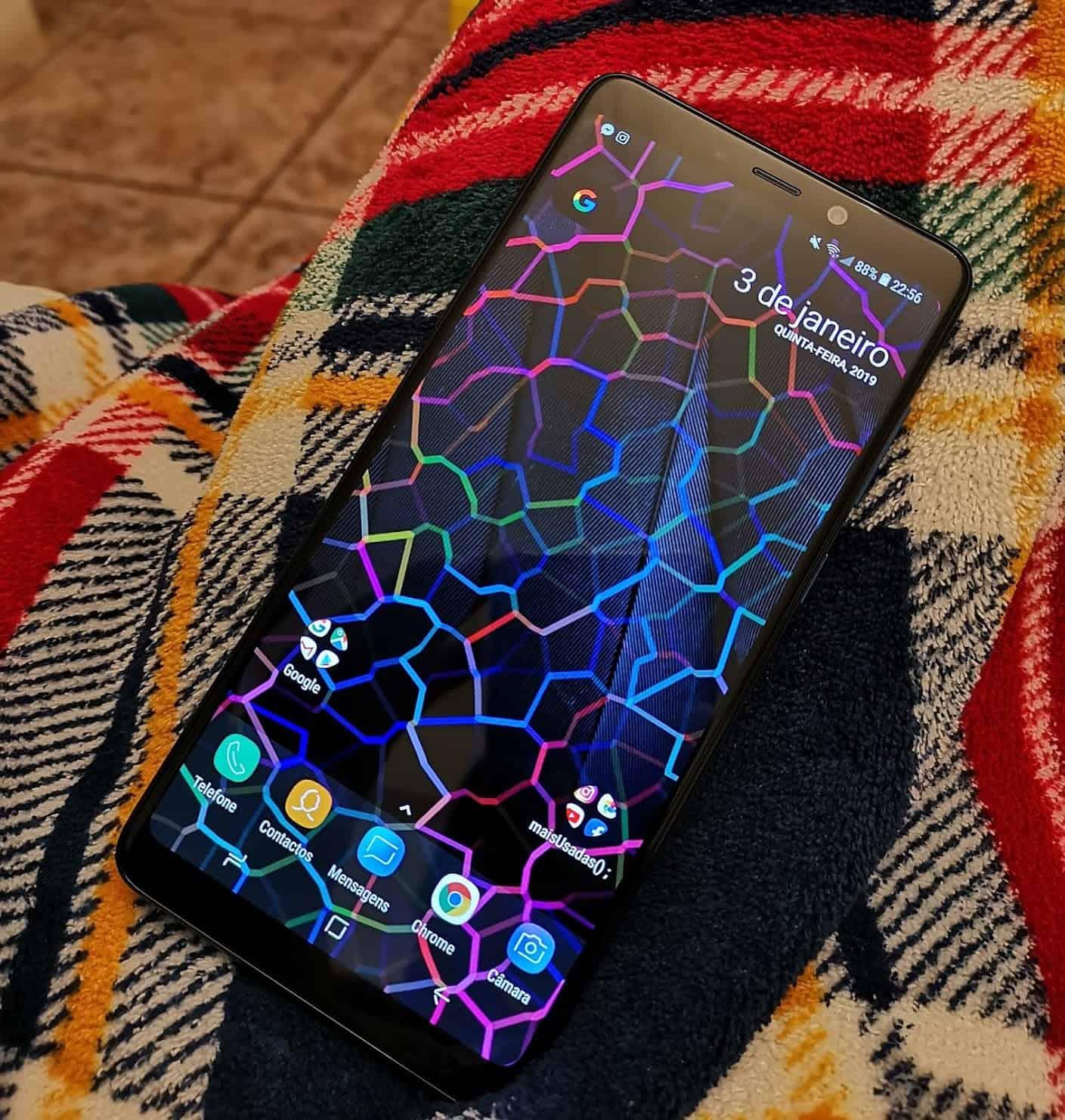 Análise Samsung Galaxy A9