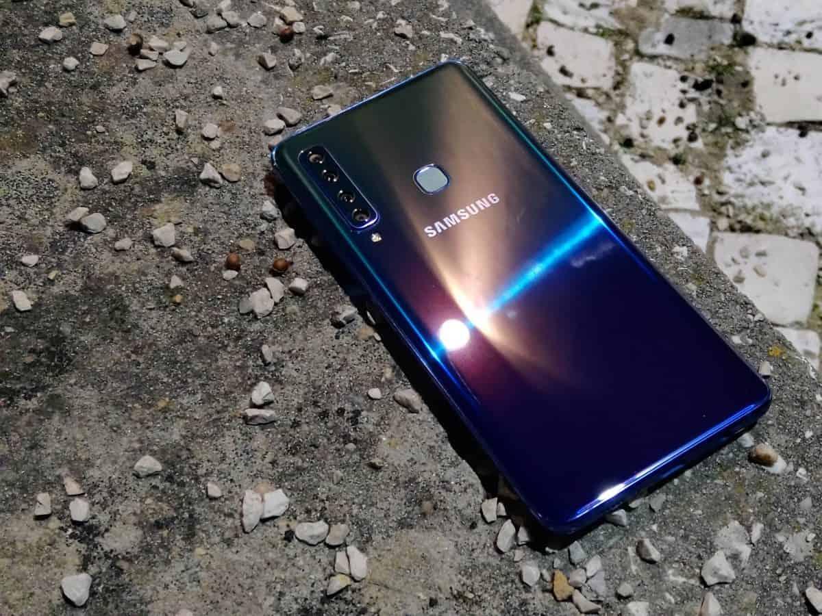 o Galaxy A9