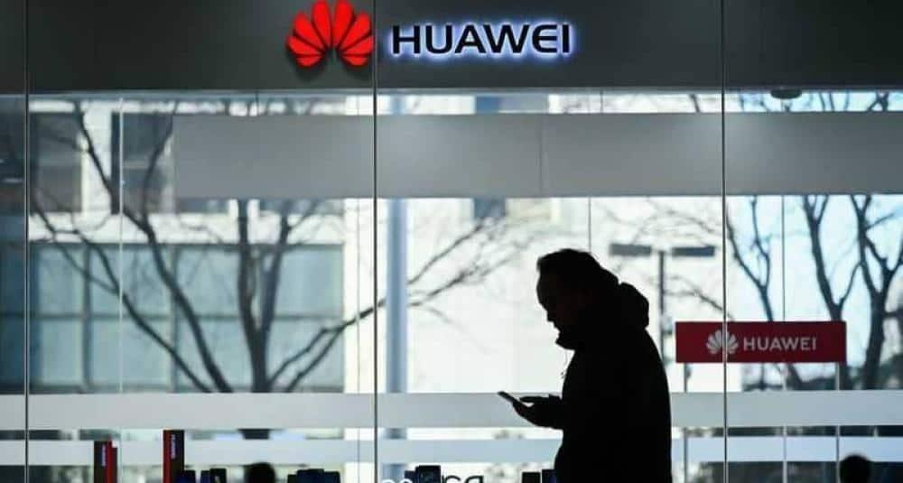 Huawei está