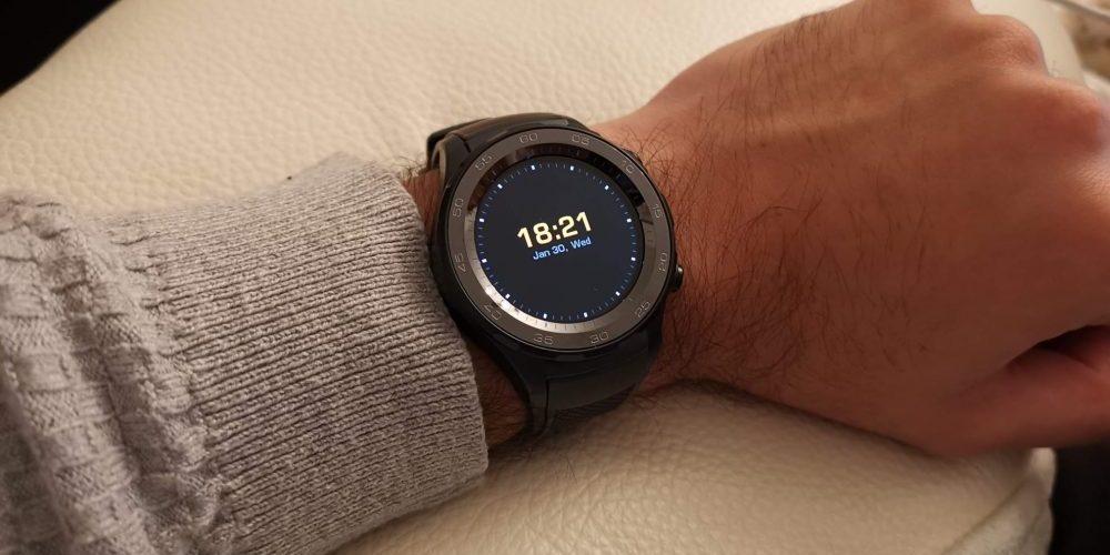 Huawei Watch, o Wear OS