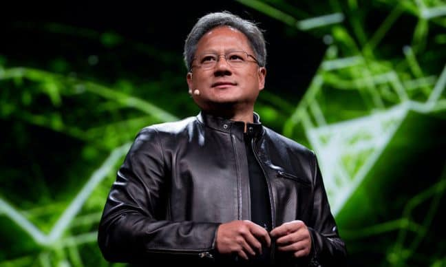 Jensen Huang CEO da NVIDIA