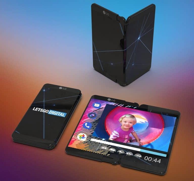 LG está pronta a impressionar ao lançar o LG G8 com um ecrã destacável!