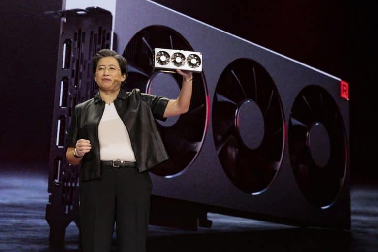 CEO da AMD afirma que a empresa já está a trabalhar no Ray Tracing