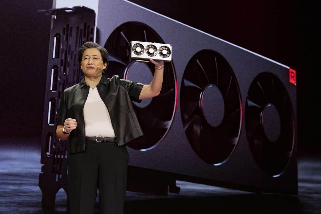 CEO da AMD