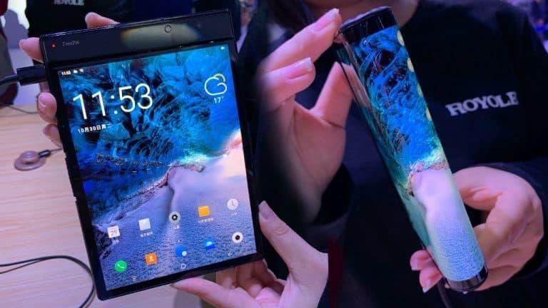 CES 2019 – O primeiro smartphone dobrável já chegou ao mercado!