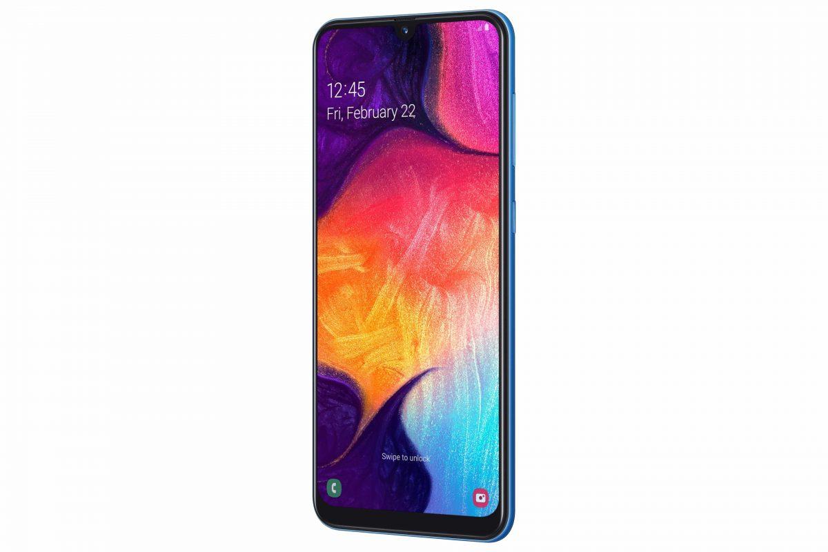 Galaxy A51:
