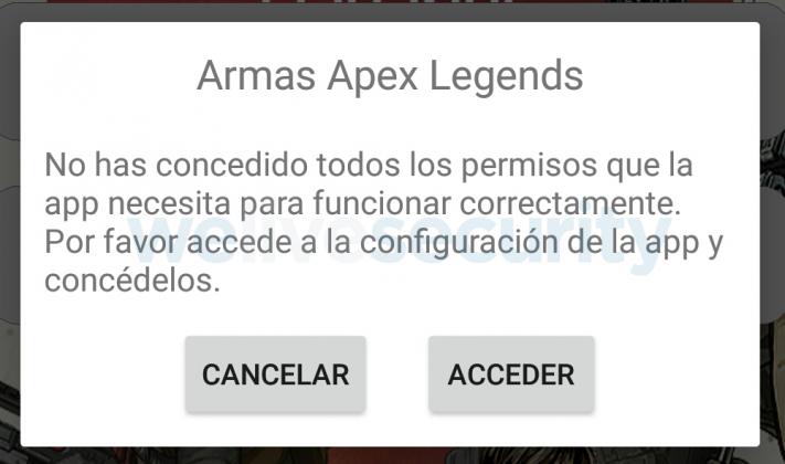 Apex Legends para