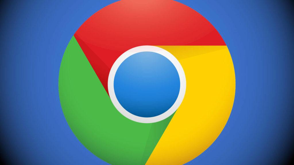 Google Chrome o chrome foi