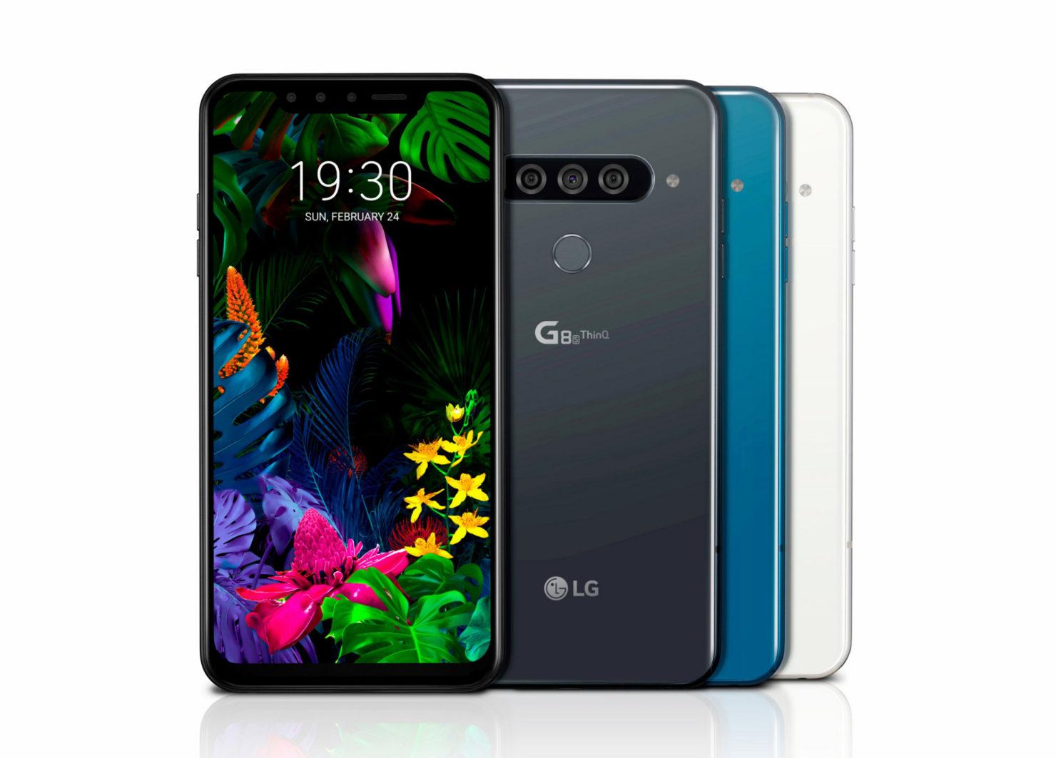do LG G8 ThinQ