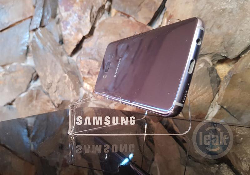 para o Galaxy S8