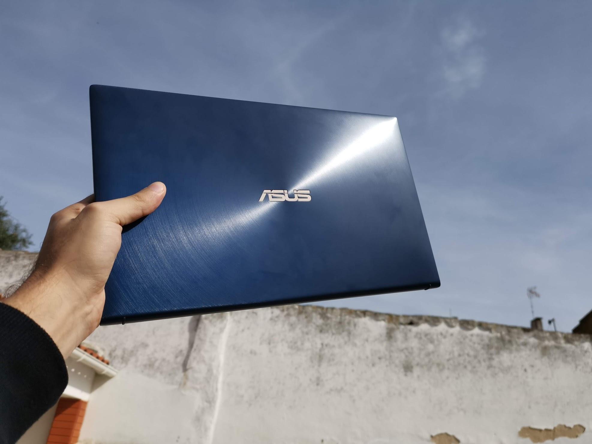 Análise Asus ZenBook