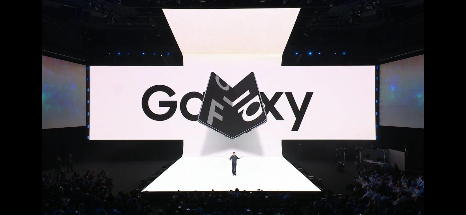 Galaxy Fold: