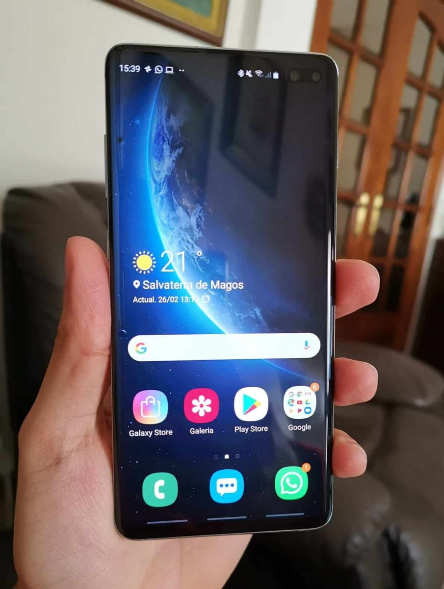 S10 One UI, Samsung apostou