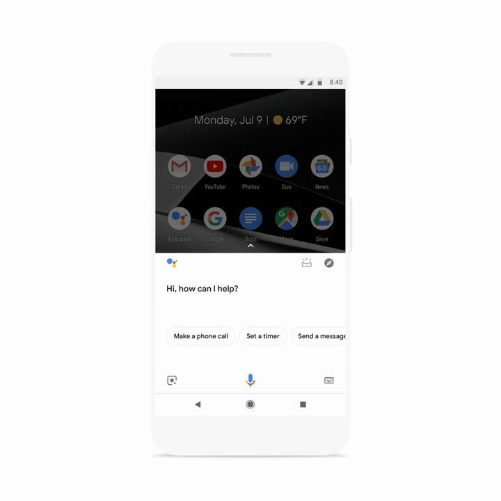 ao Google Assistant