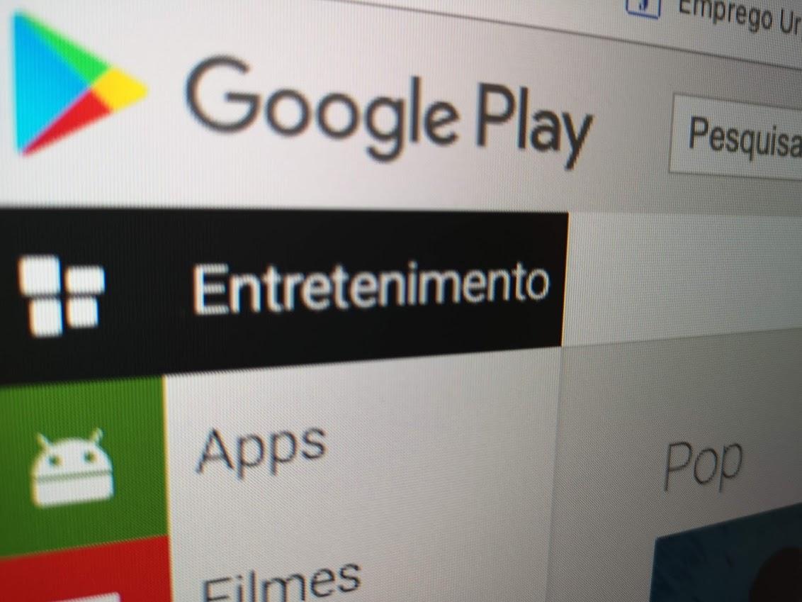 na Play Store, Novidade na Play Store, Google Play as aplicações