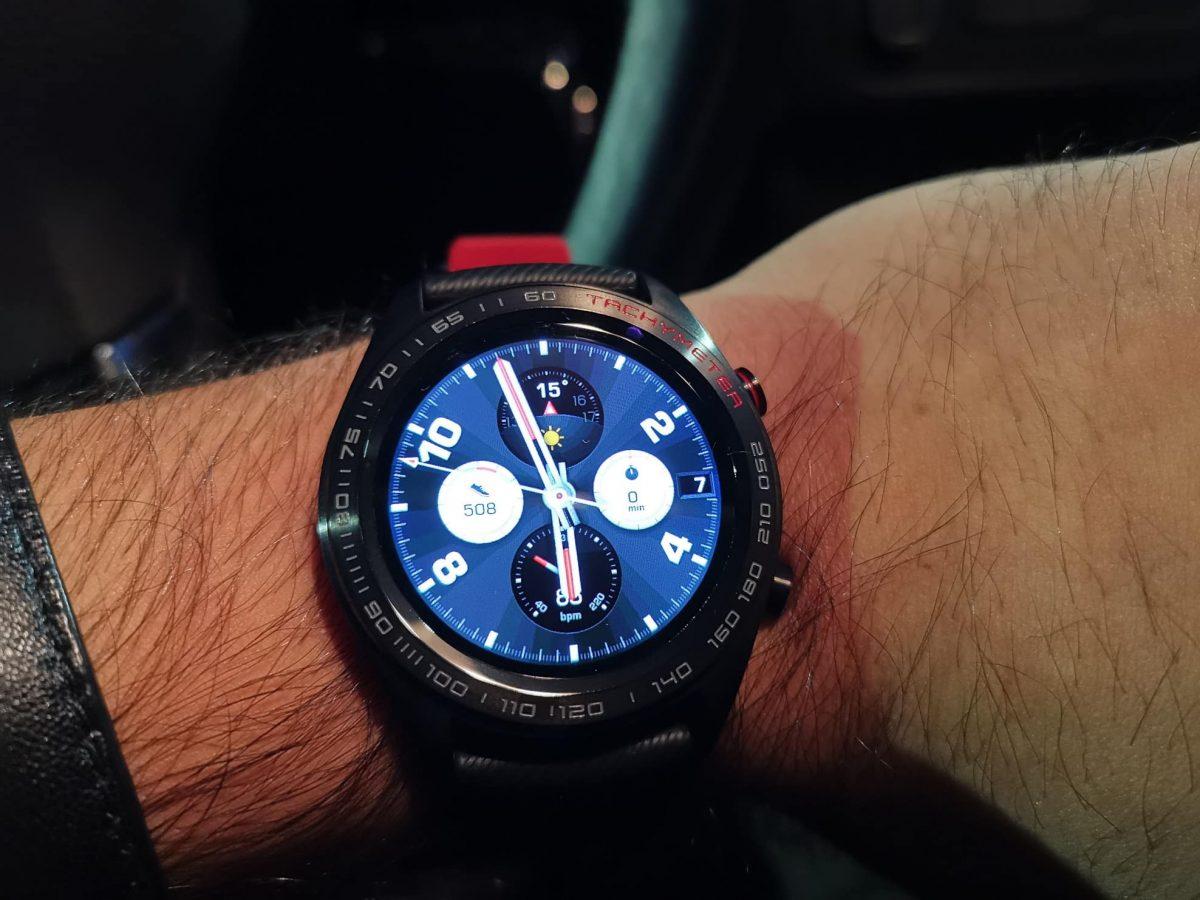 Análise Honor Magic Watch