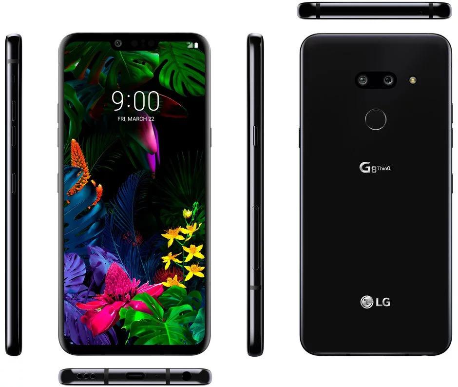 LG G8, ThinQ