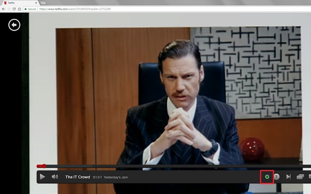 Netflix no Chrome