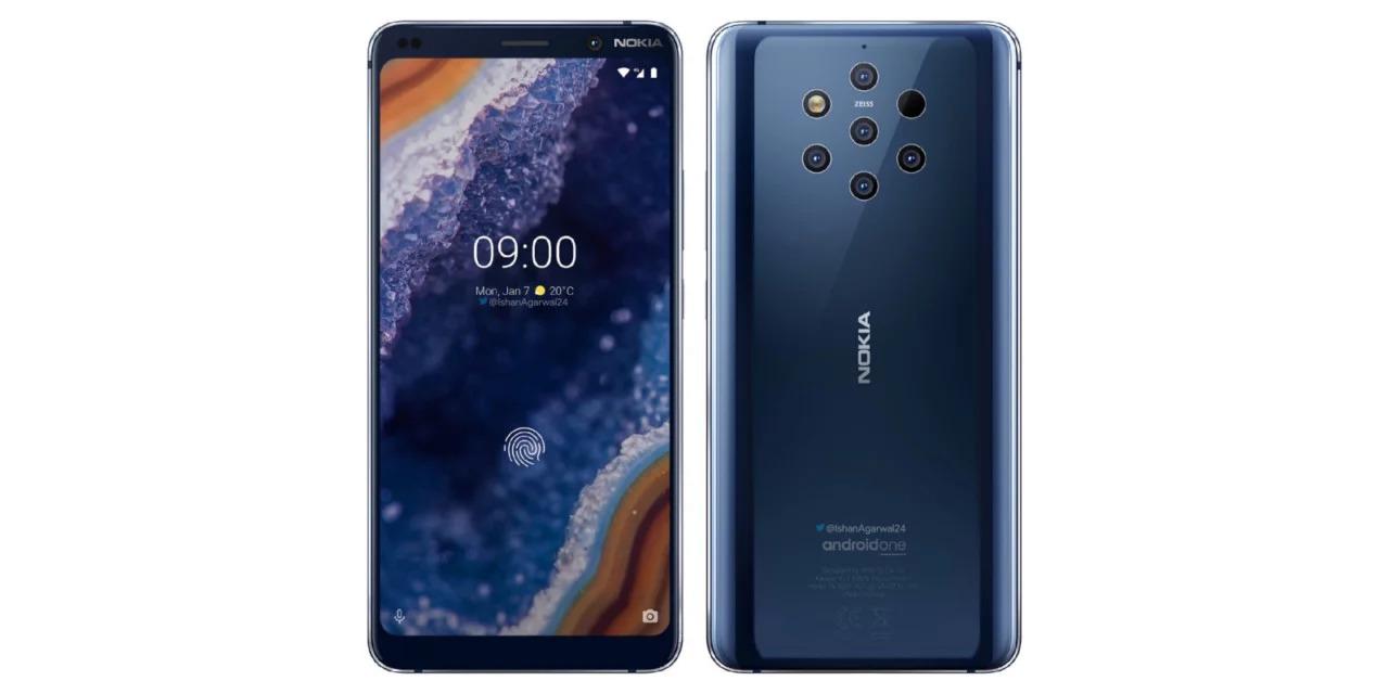 Nokia 9 PureView é