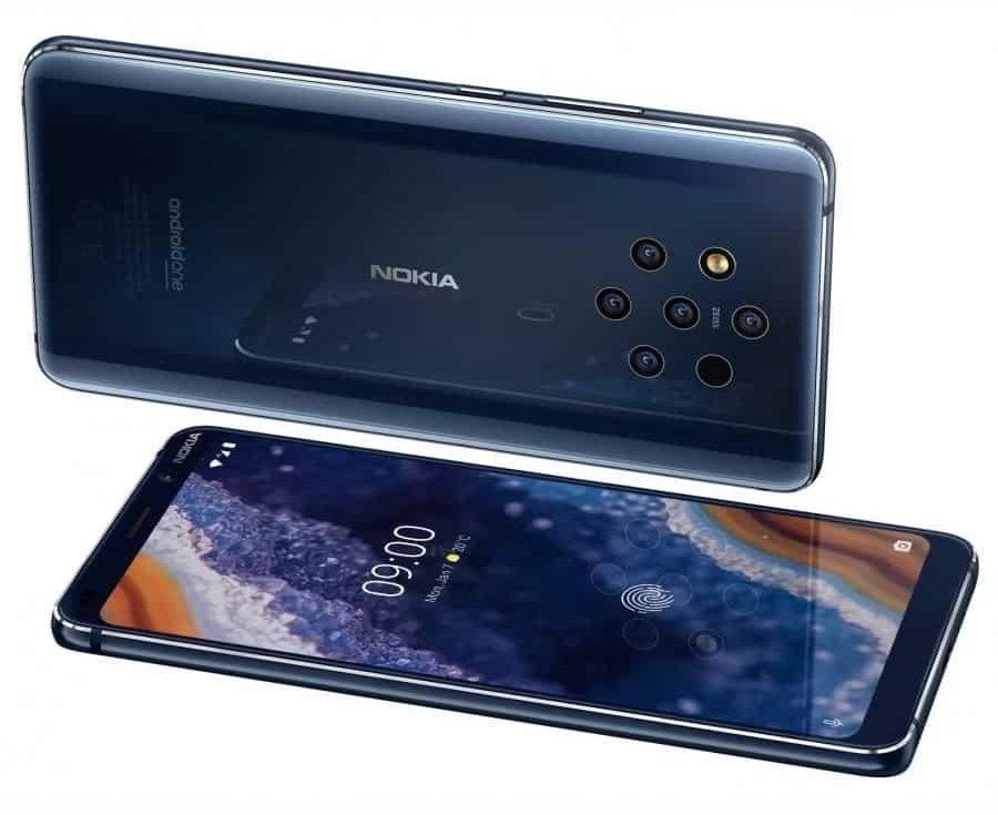 o Nokia 9