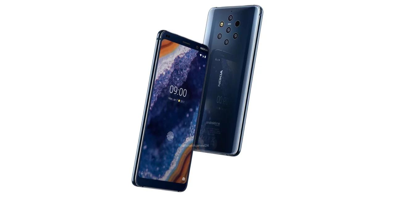 atualização para o Nokia 9