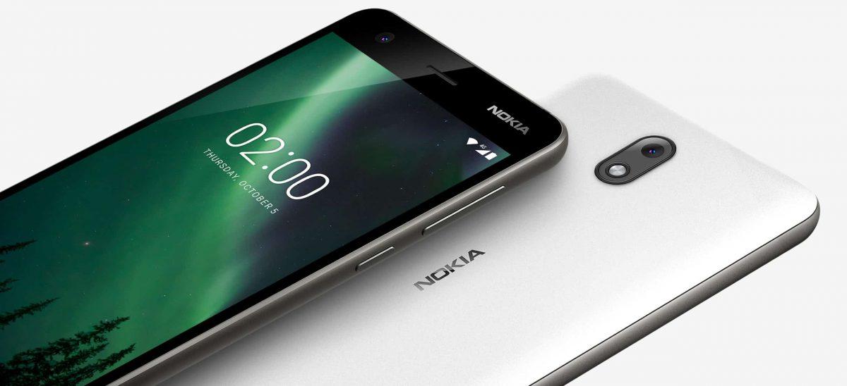 Nokia voltou