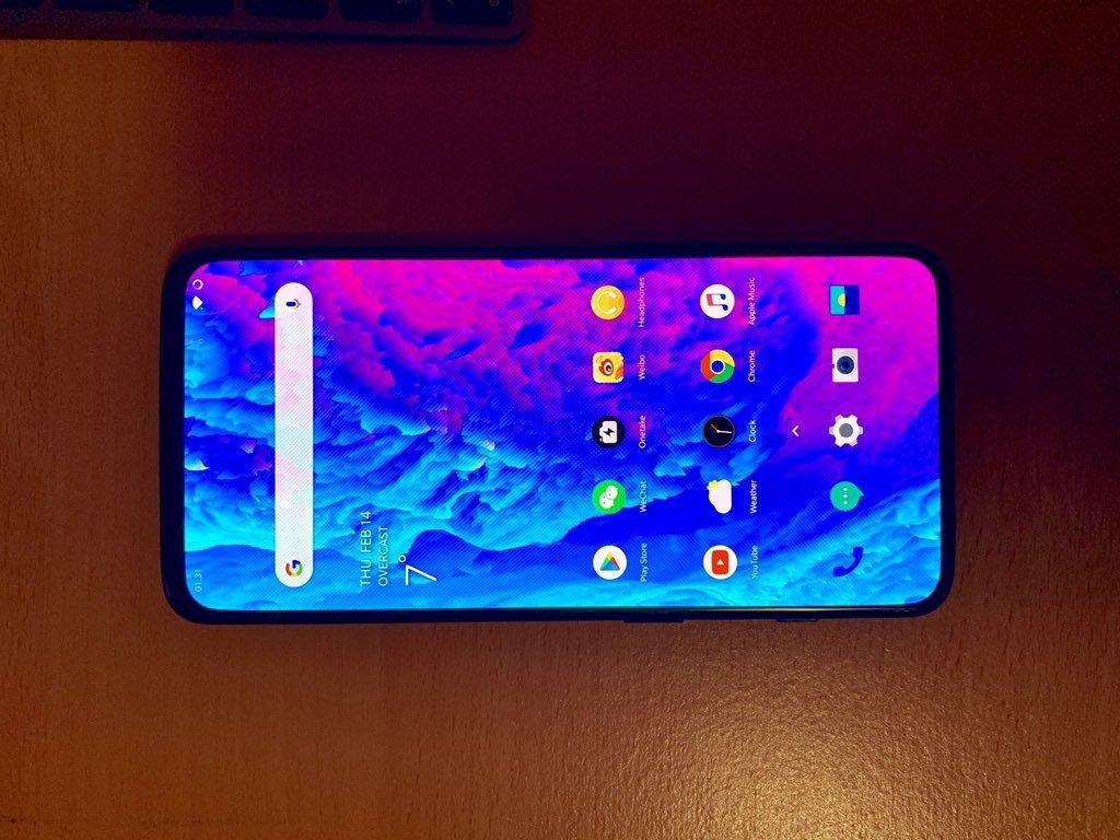 O OnePlus 5G