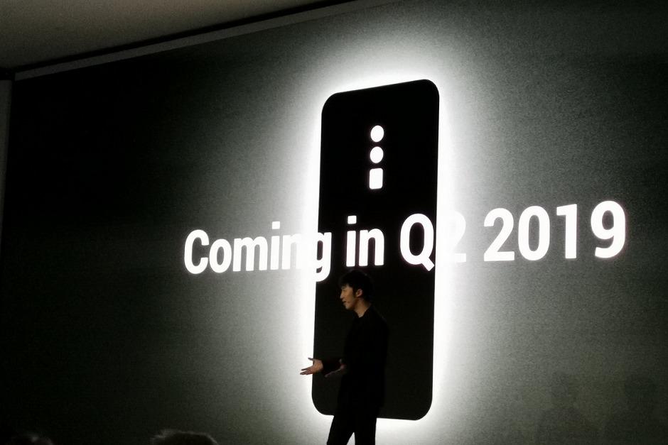 smartphones da MWC 2019