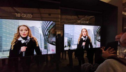 Samsung vai abandonar o ecrã LCD já em 2020!