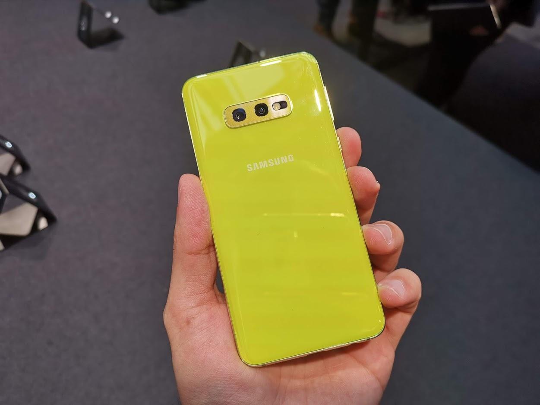 Samsung Galaxy S10 Lite: