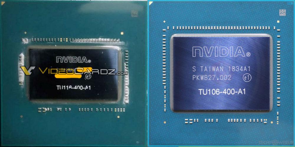 GPU da GTX 1660