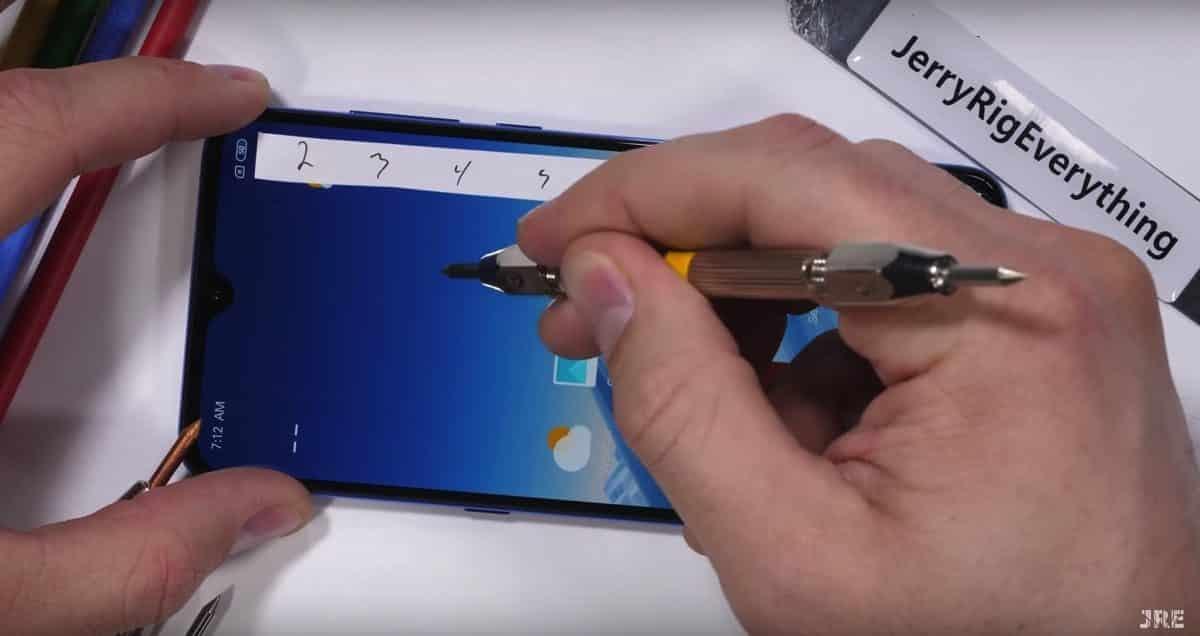 Xiaomi Mi 9 faz
