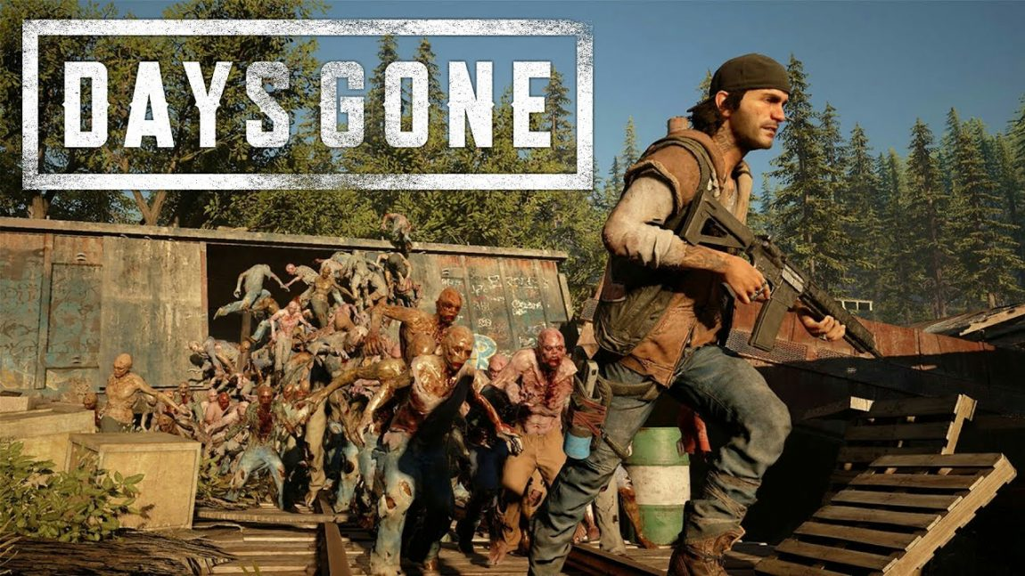 Days Gone vai