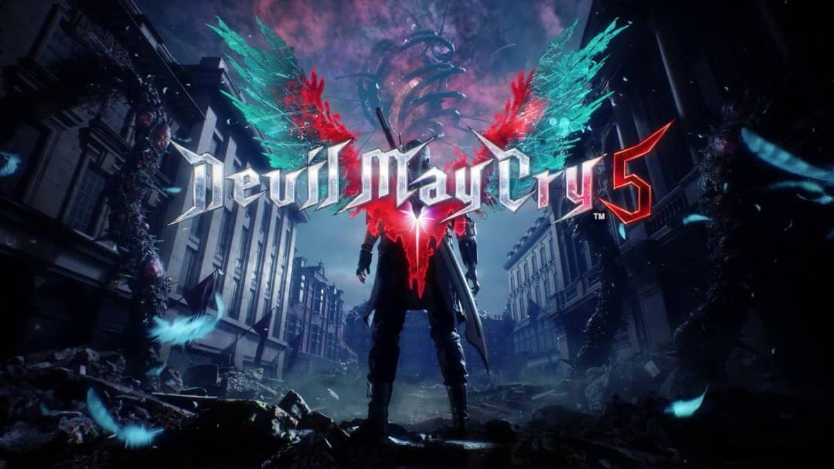 Devil May Cry 5 Vergil