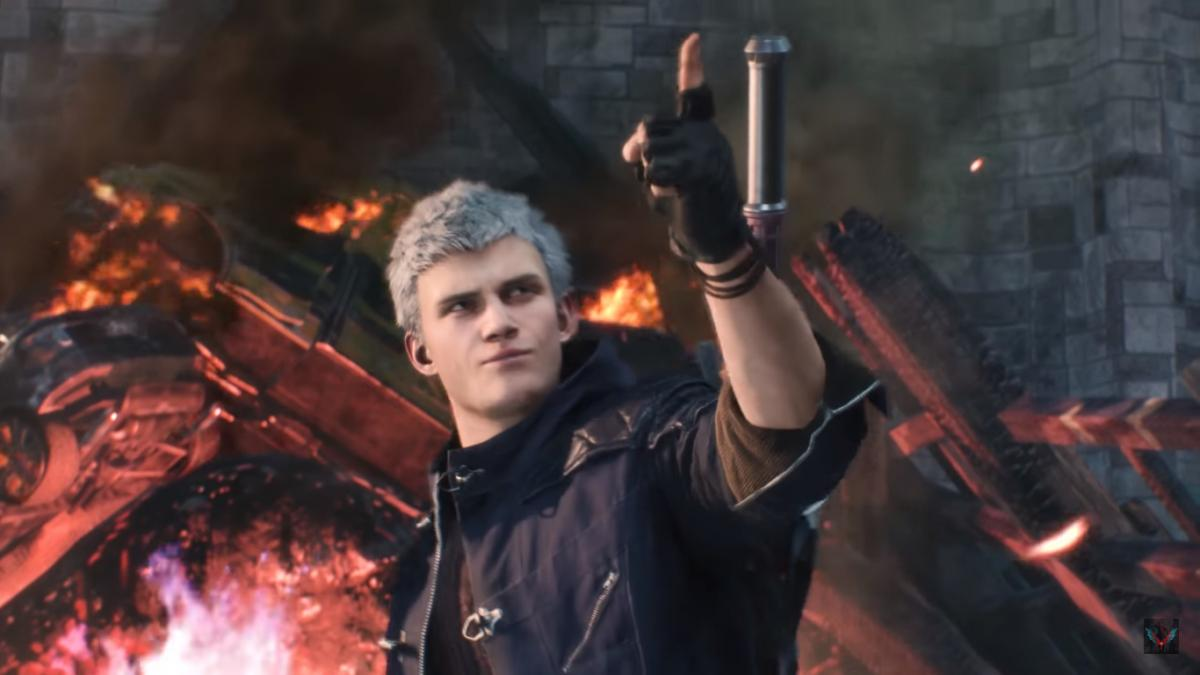 Análise Devil May Cry 5