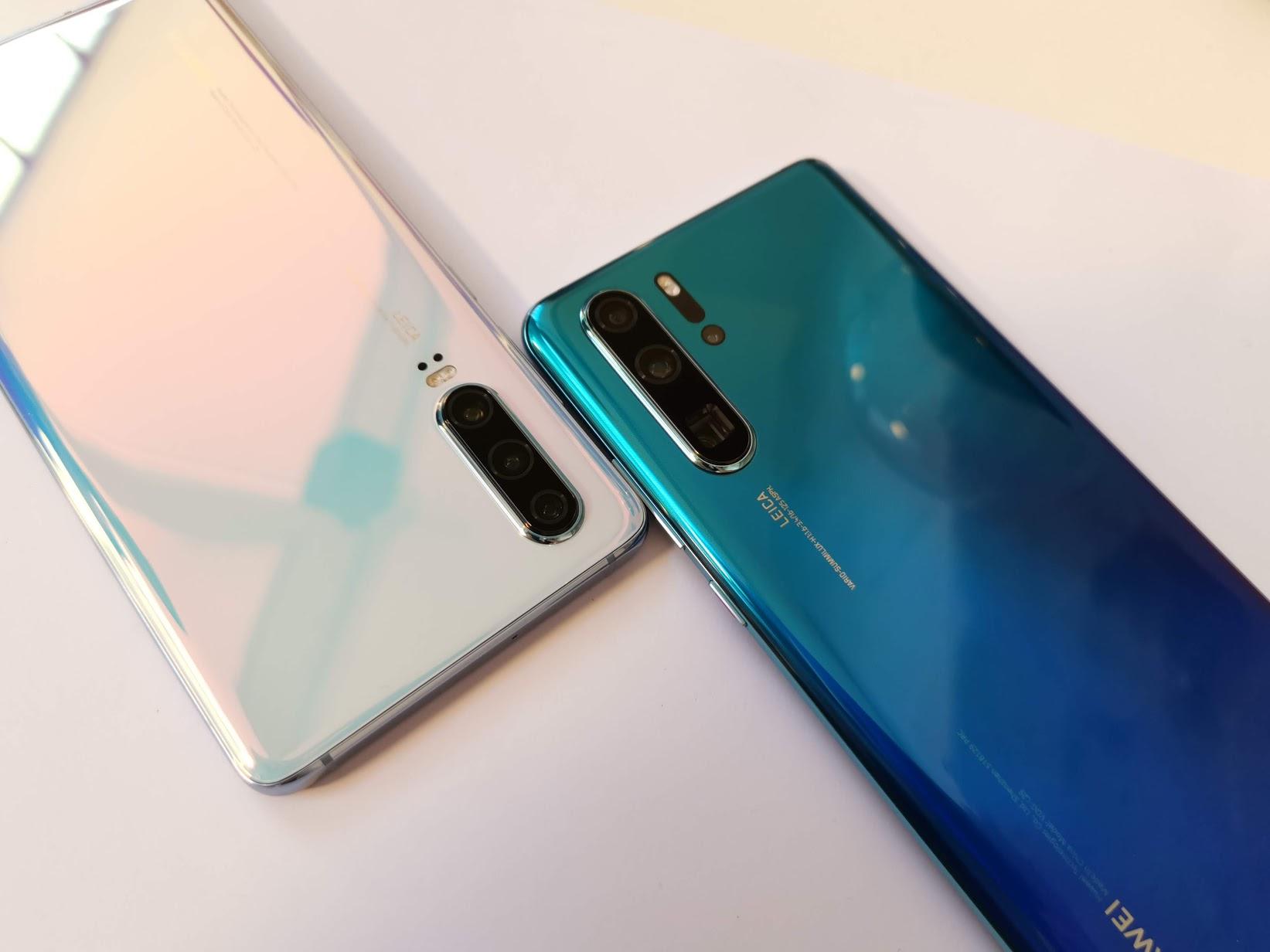 Huawei P40 Pro chega