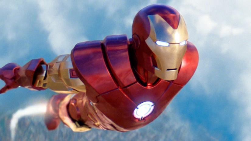 Last Of Us Iron Man
