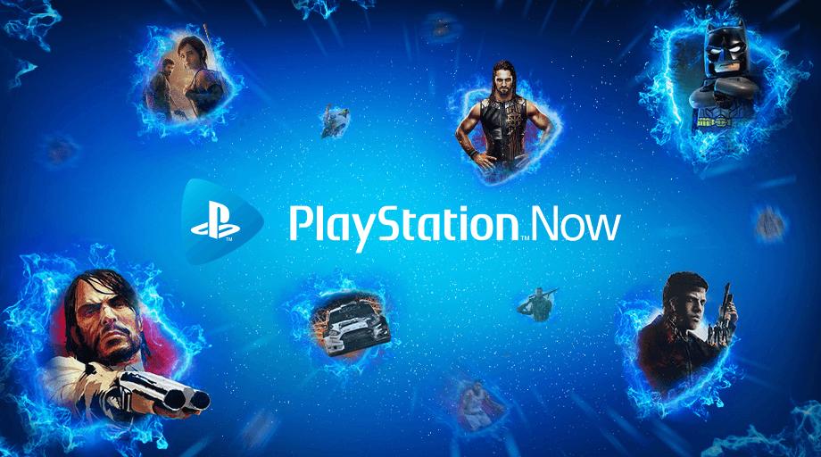 jogos Playstation Now